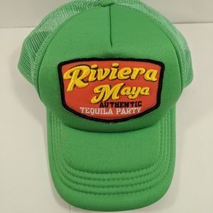 Banana Bay Riviera Maya Trucker Hat